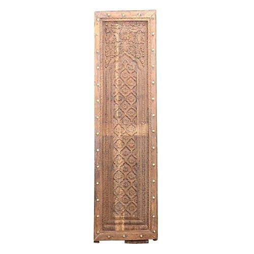 Antique Carved Door Panel