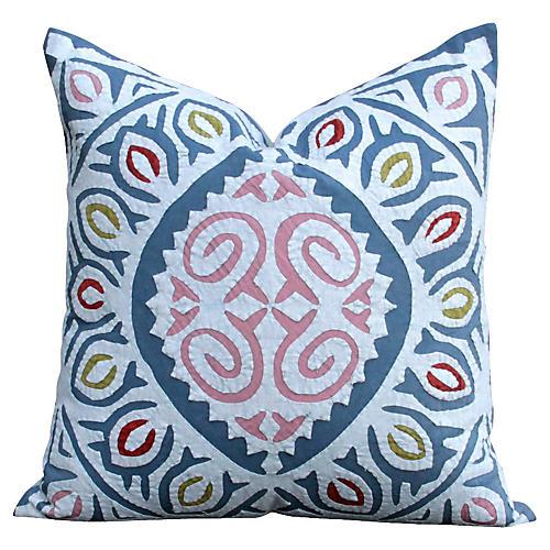 Colorful Jogi Rali Pillow