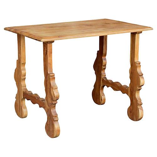 Spanish Tavernera Writing Table