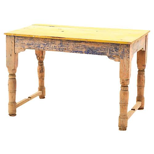 Rustic Hacienda Table