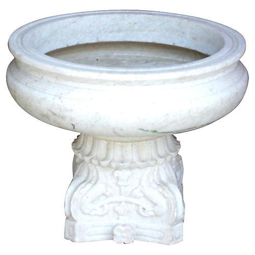 Agra Marble Vase