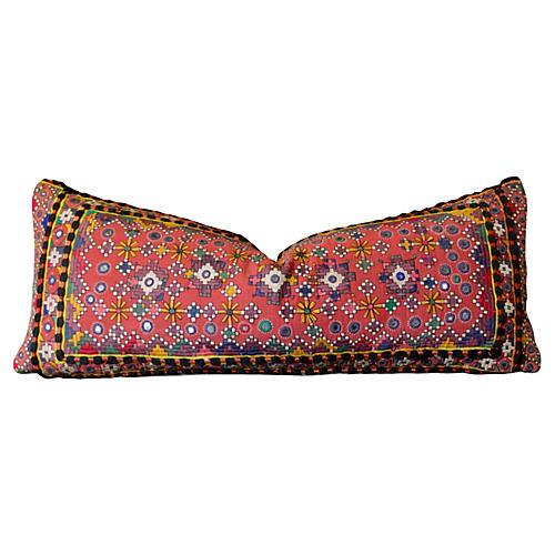 Tribal Reshmi Sutra Pillow