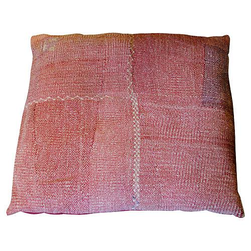 Red Saami Floor Cushion