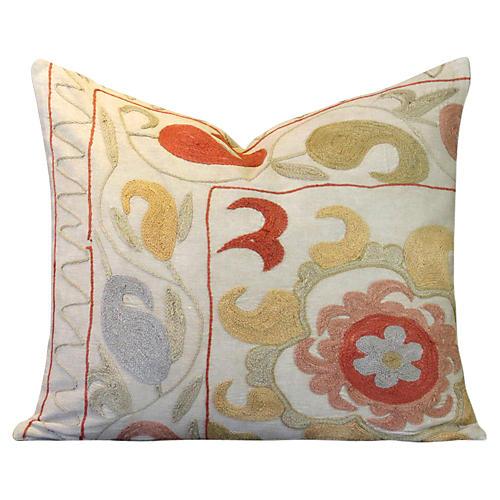 Mahi Suzani Pillow