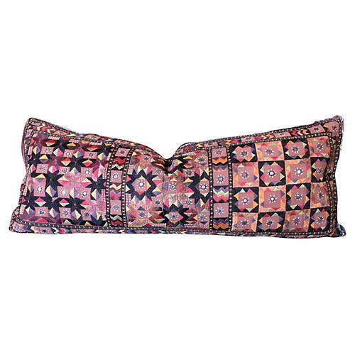 Reshmi Sutra Lumbar Pillow