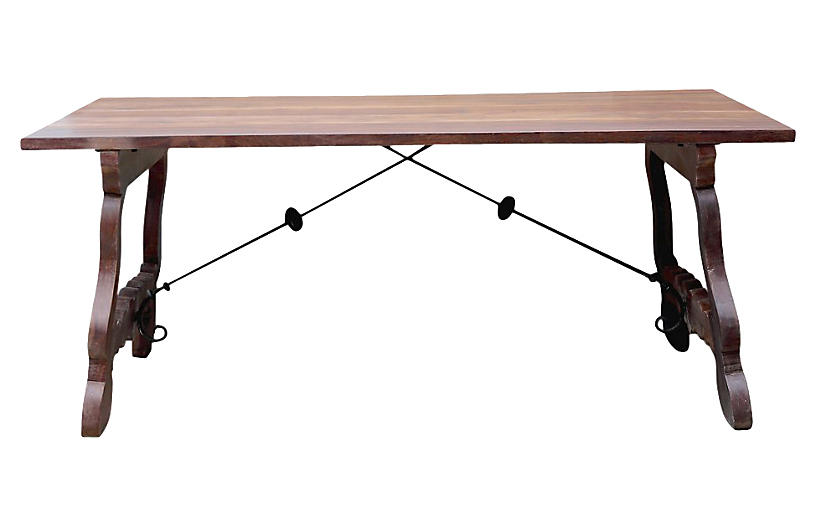 Spanish Colonial Dining Table