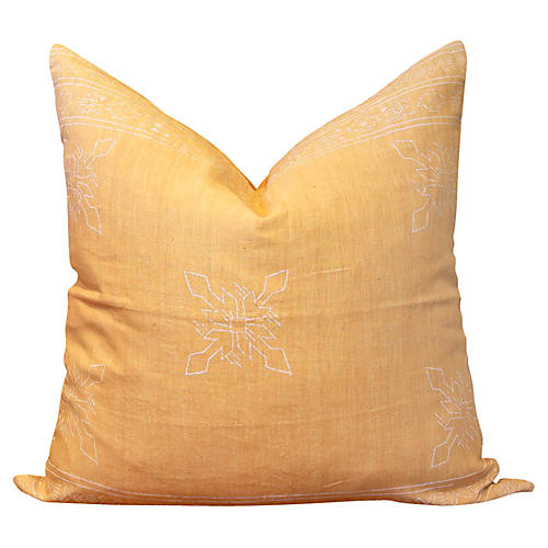Citalee Aztec Block Print Pillow