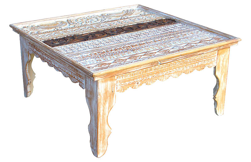 Mandawa Square Coffee Table
