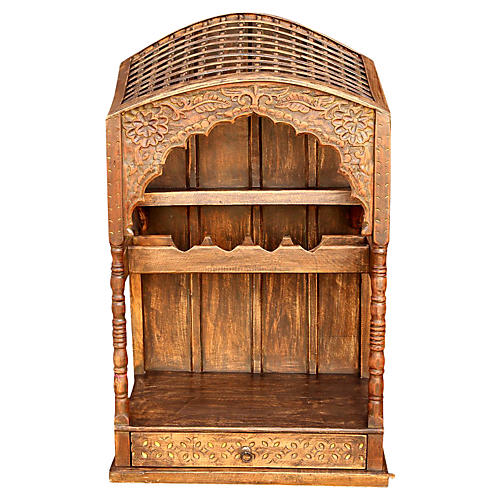 Arched Doli Cabinet