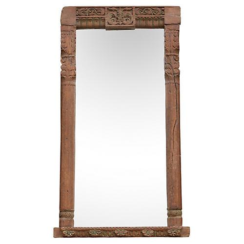 Rajasthani Haveli Window Mirror