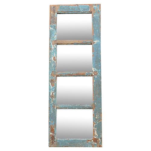 4-Panel Window Mirror