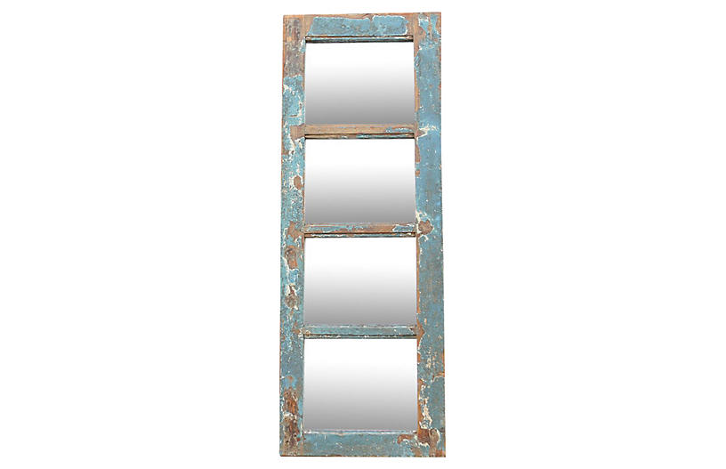 4-Panel Window Mirror