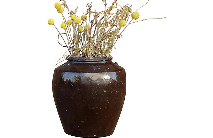 Antique Martaban Pot