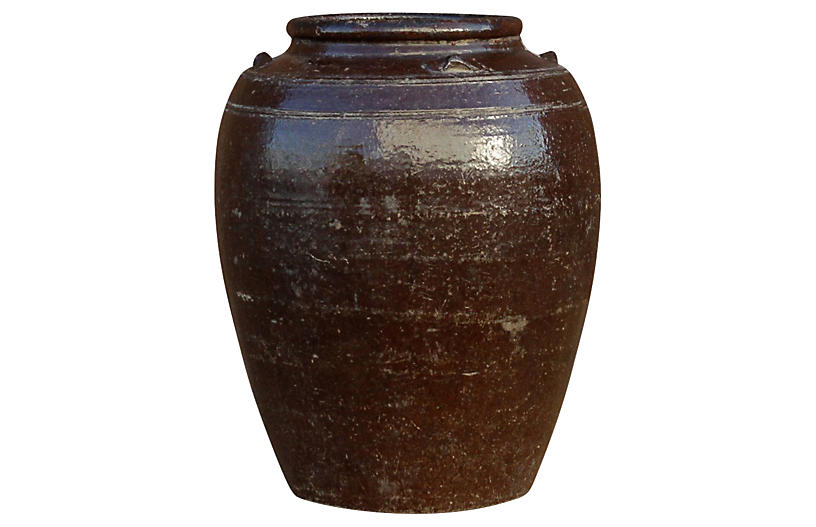 Vanya Mandalay Martaban Jar
