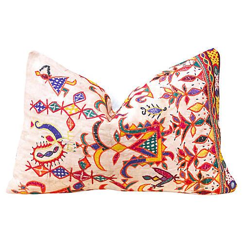 Tahni Kutch Tribal Pillow
