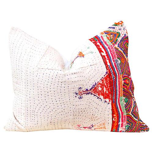 Talli Kutch Tribal Pillow