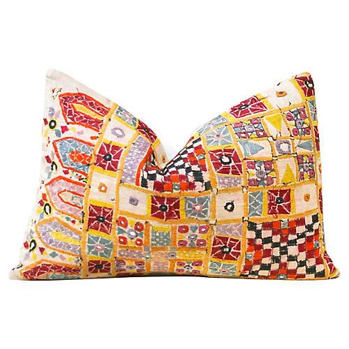 Sajali Kutch Tribal Pillow