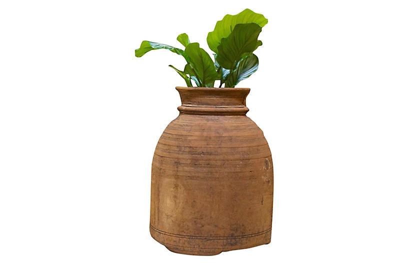 Bahi Nepalese Tribal Ghee Pot