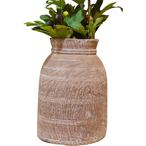 Nani Nepalese Tribal Ghee Pot