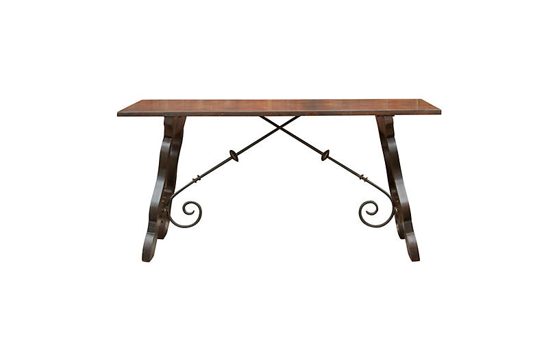 Spanish Tavernera Writing Table