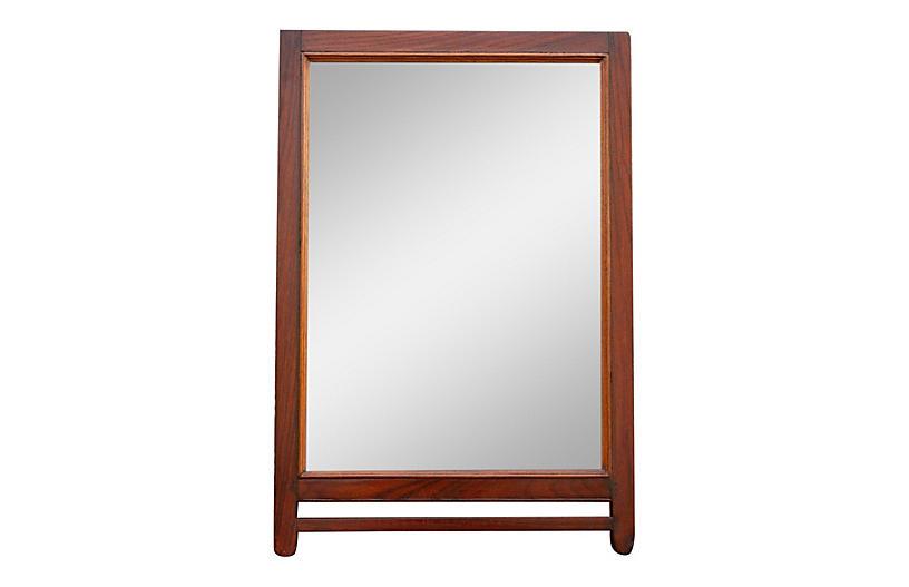 Mid 20th Century British Colonial Mirror