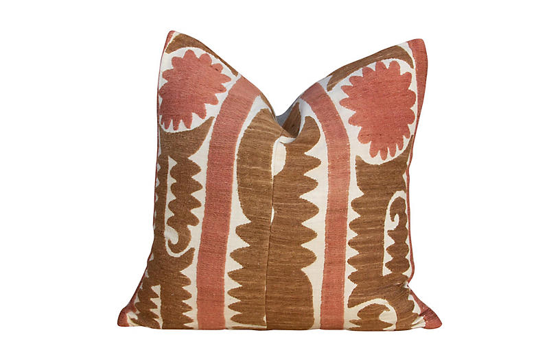Rimi Suzani Square Pillow
