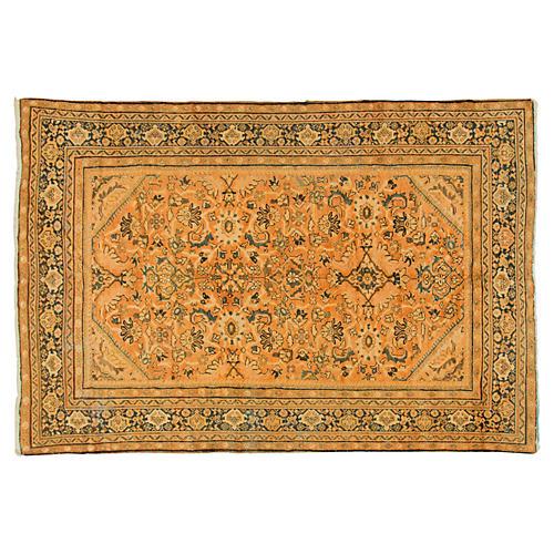 """Persian Mahal Rug, 7' x 10'3"""""""