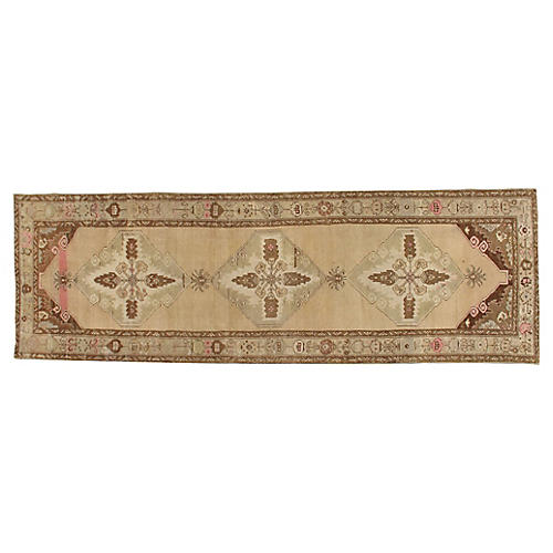 "Turkish Kars Runner, 3'6"" x 10'9"""
