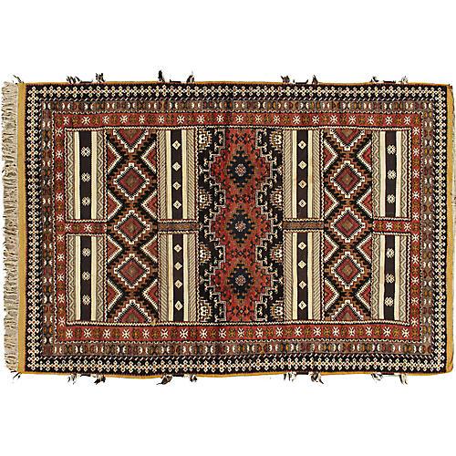 "Moroccan Rug, 7'2"" x 10'7"""