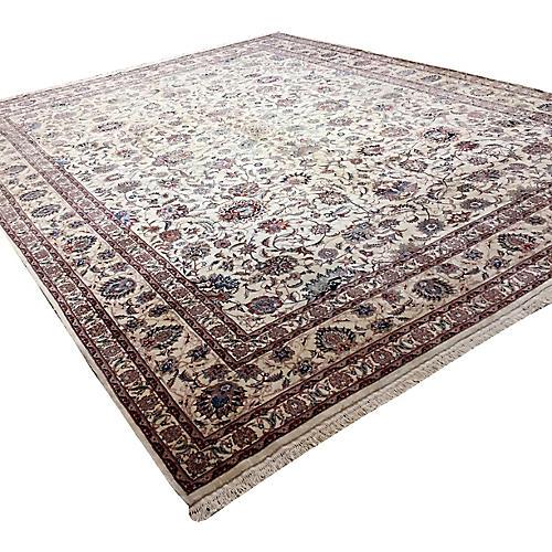 Persian Hand Woven Rug 9'1 x 12'2