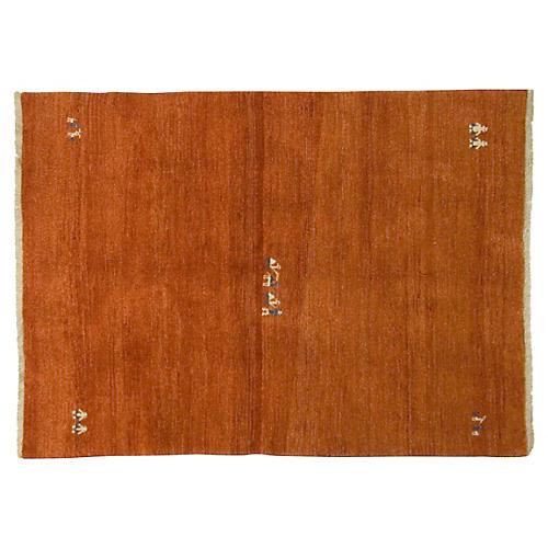 Gabbeh Hand Woven Rug 5'9 x 7'10