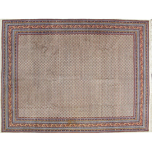 """Saraband Carpet, 9'10"""" x 12'6"""""""