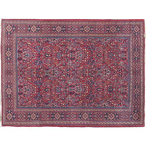 Mashad Hand Woven Rug 8'7 x 11'6