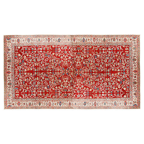 Oversize Sultanabad Rug 13'10 x 23'8