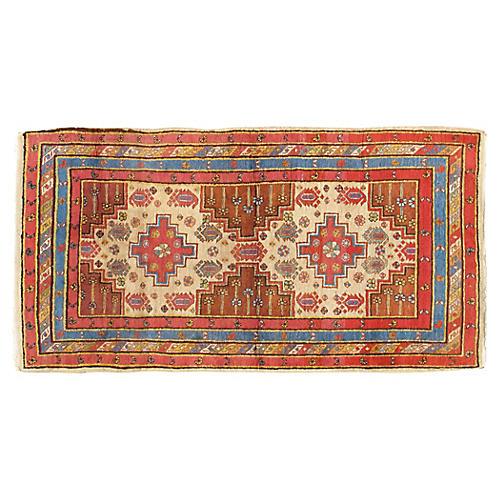 """Persian Rug, 3' x 5'10"""""""