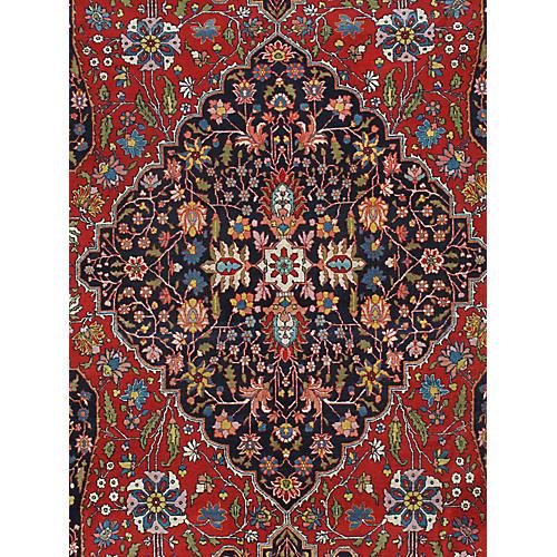 """Tabriz Carpet, 8'6"""" x 11'6"""""""