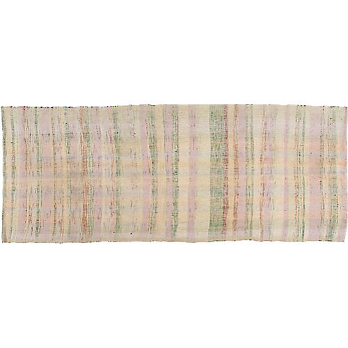 "Turkish Kilim, 3'2"" x 8'4"""