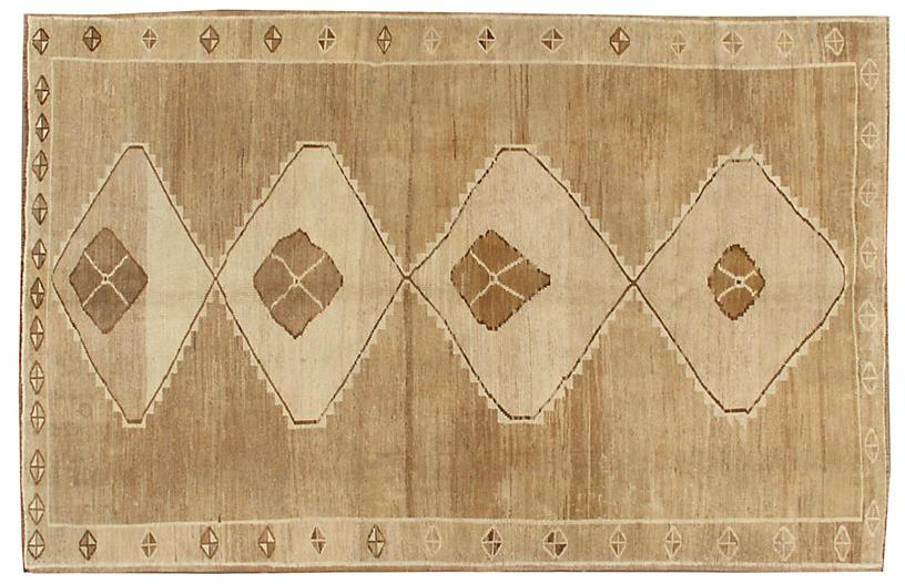 Turkish Kars Rug Carpet 6'8 x 10'9