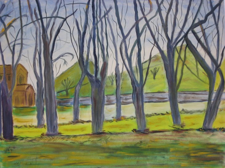 Midcentury Deciduous Trees