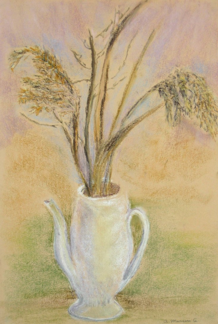 Flowers in Tea Pot, Granick, 1965