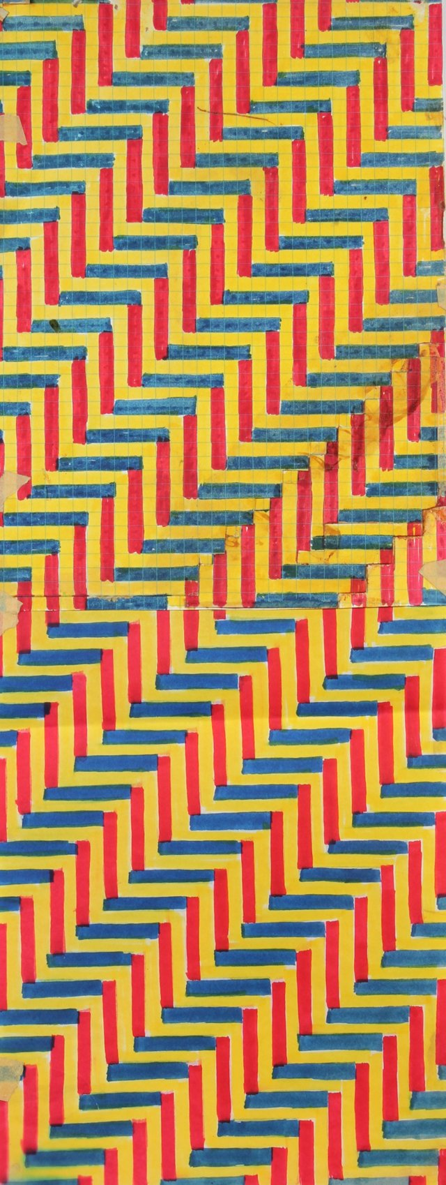 Midcentury Optical Abstract, Cassity