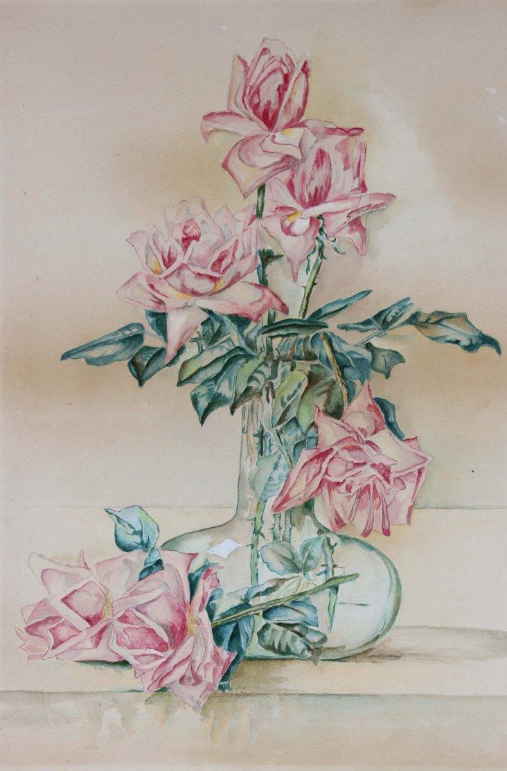 Bouquet of Roses, C. 1938