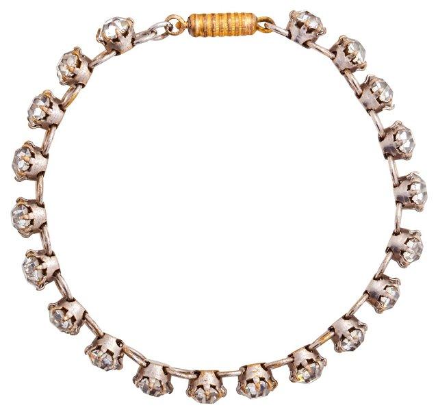 Antique Paste Bracelet