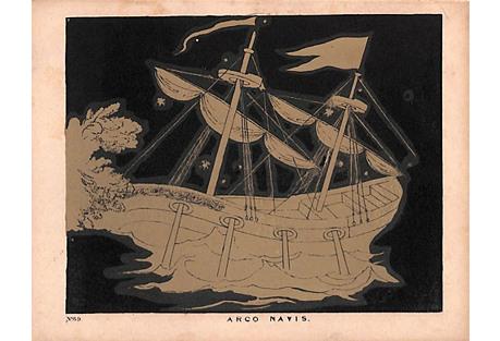 Arco Navis Print