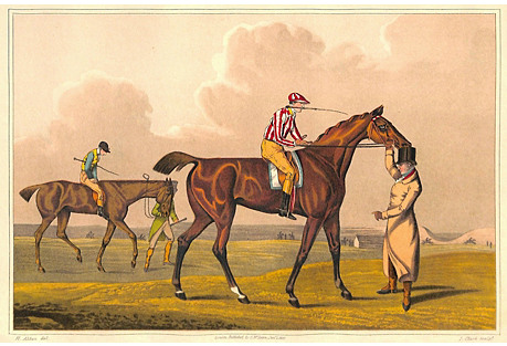 Horse Racing by Henry Alken, 1903