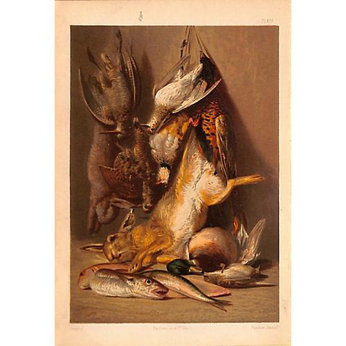 Hunting, Fish & Game, 1868