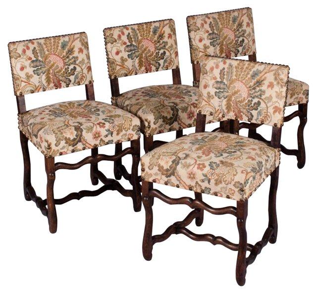 Os de Mouton  Side Chairs, Set of 4