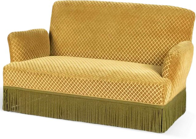 1940s French    Sofa