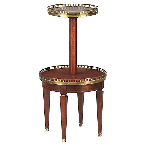 Louis XVI-Style Serving Table, 1940s