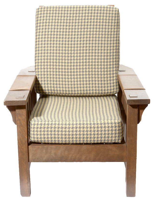 Stickley-Style Chair